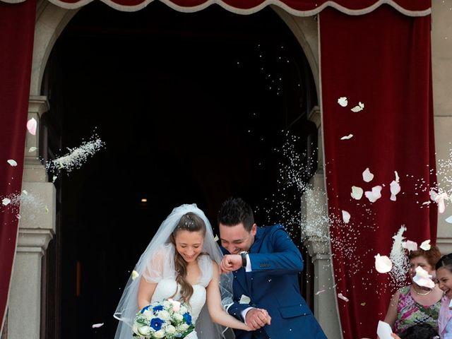 Il matrimonio di Luca e Federica a Cislago, Varese 14