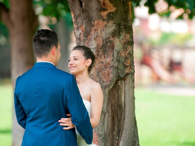 Il matrimonio di Luca e Federica a Cislago, Varese 16
