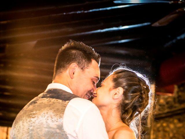 Il matrimonio di Luca e Federica a Cislago, Varese 20
