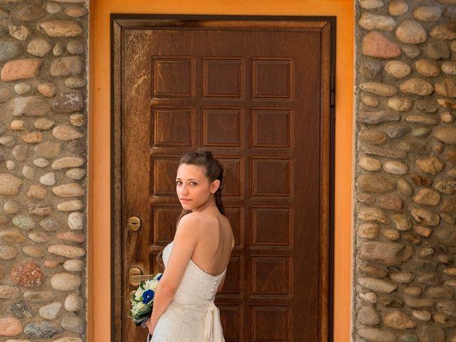 Il matrimonio di Luca e Federica a Cislago, Varese 2