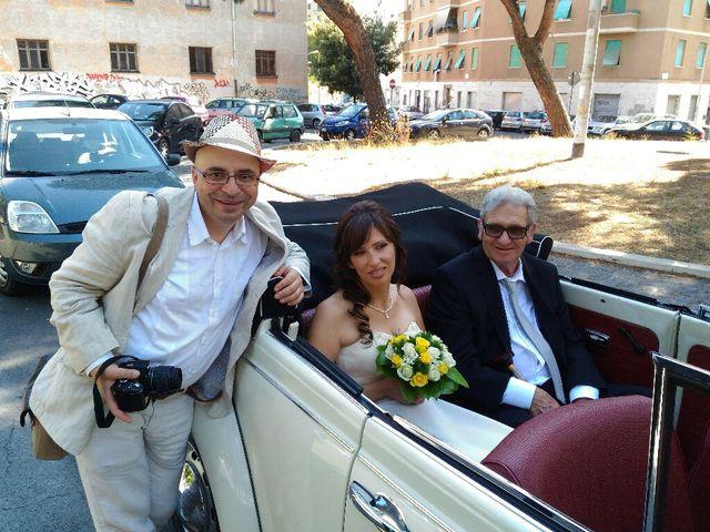 Il matrimonio di Giorgio e Grazia a Roma, Roma 6