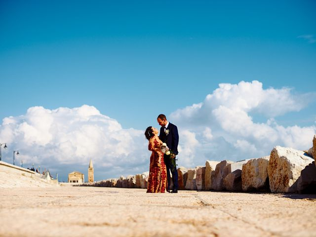 Il matrimonio di Andrea e Priscilla a Caorle, Venezia 18