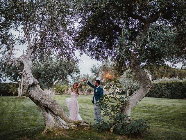 Il matrimonio di Fabrizio e Valeria a Mola di Bari, Bari 85