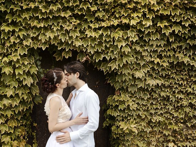 Le nozze di Madalina e Michele