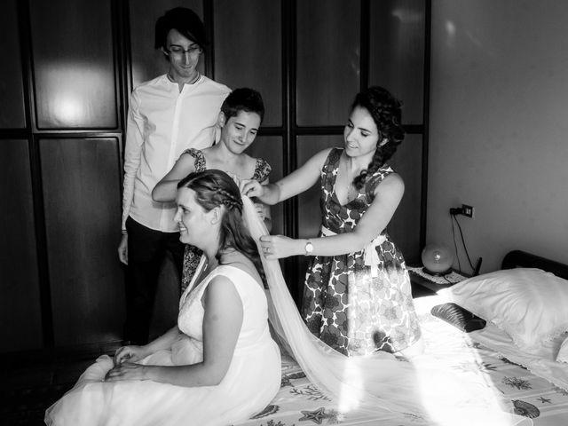 Le nozze di Sara e William