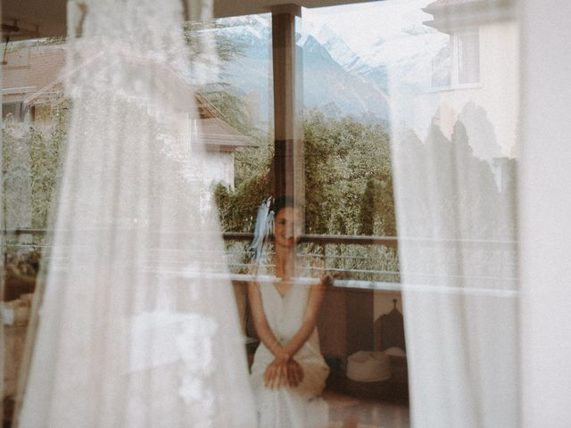 Il matrimonio di Carmen e Ferdinand a Selva di Val Gardena-Wolkenstein in, Bolzano 22