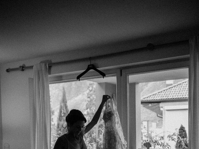 Il matrimonio di Carmen e Ferdinand a Selva di Val Gardena-Wolkenstein in, Bolzano 23