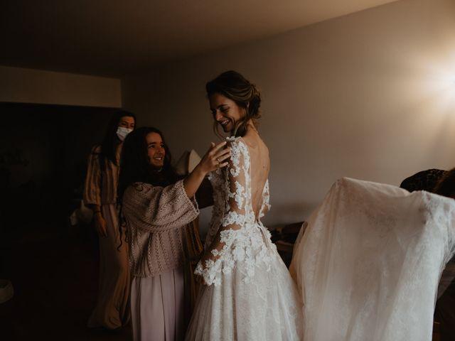 Il matrimonio di Carmen e Ferdinand a Selva di Val Gardena-Wolkenstein in, Bolzano 25
