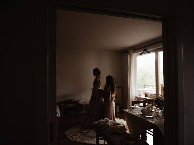 Il matrimonio di Carmen e Ferdinand a Selva di Val Gardena-Wolkenstein in, Bolzano 27