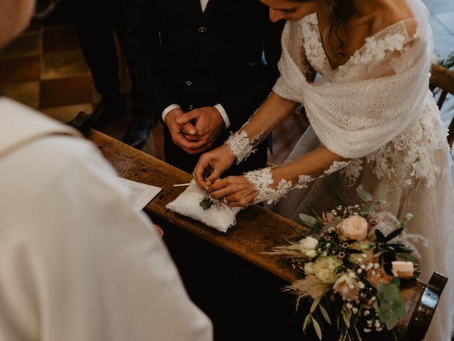 Il matrimonio di Carmen e Ferdinand a Selva di Val Gardena-Wolkenstein in, Bolzano 42