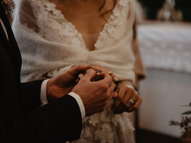 Il matrimonio di Carmen e Ferdinand a Selva di Val Gardena-Wolkenstein in, Bolzano 43