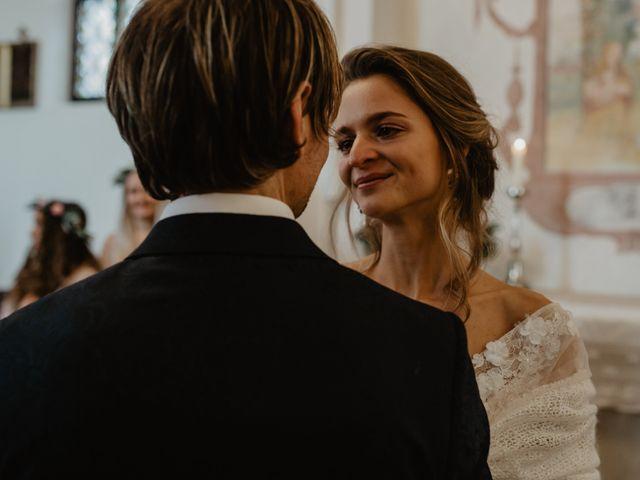 Il matrimonio di Carmen e Ferdinand a Selva di Val Gardena-Wolkenstein in, Bolzano 47