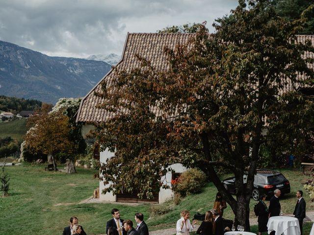 Il matrimonio di Carmen e Ferdinand a Selva di Val Gardena-Wolkenstein in, Bolzano 58