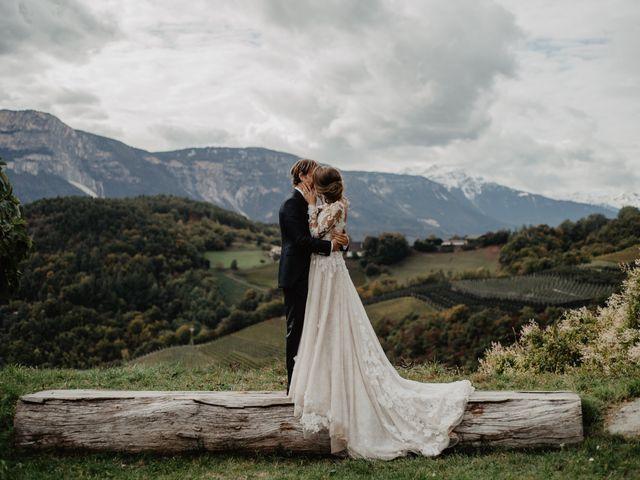 Il matrimonio di Carmen e Ferdinand a Selva di Val Gardena-Wolkenstein in, Bolzano 62
