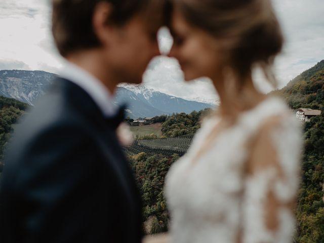Il matrimonio di Carmen e Ferdinand a Selva di Val Gardena-Wolkenstein in, Bolzano 63