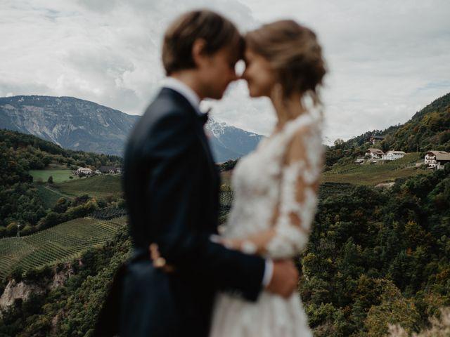 Il matrimonio di Carmen e Ferdinand a Selva di Val Gardena-Wolkenstein in, Bolzano 64
