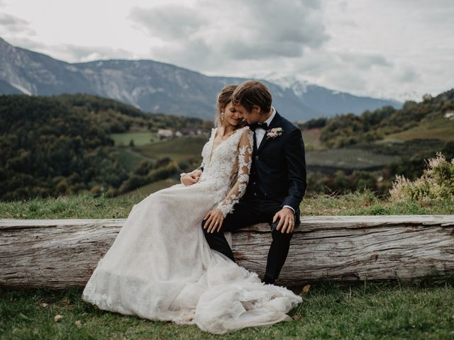 Il matrimonio di Carmen e Ferdinand a Selva di Val Gardena-Wolkenstein in, Bolzano 65