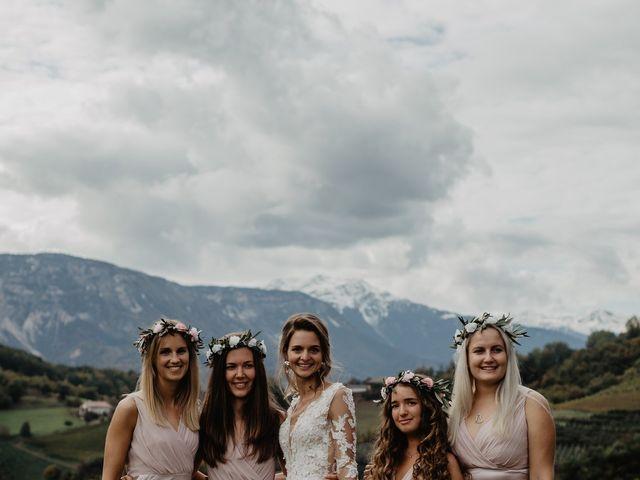 Il matrimonio di Carmen e Ferdinand a Selva di Val Gardena-Wolkenstein in, Bolzano 68