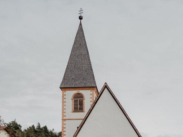 Il matrimonio di Carmen e Ferdinand a Selva di Val Gardena-Wolkenstein in, Bolzano 69