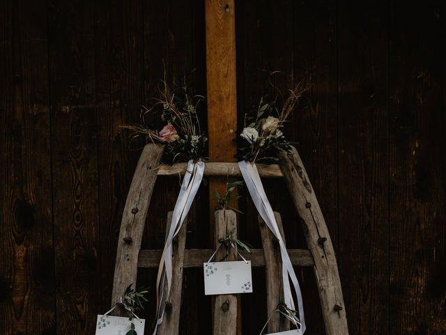 Il matrimonio di Carmen e Ferdinand a Selva di Val Gardena-Wolkenstein in, Bolzano 72