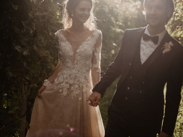 Il matrimonio di Carmen e Ferdinand a Selva di Val Gardena-Wolkenstein in, Bolzano 85