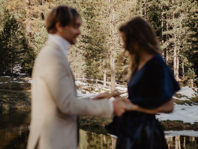 Il matrimonio di Carmen e Ferdinand a Selva di Val Gardena-Wolkenstein in, Bolzano 100