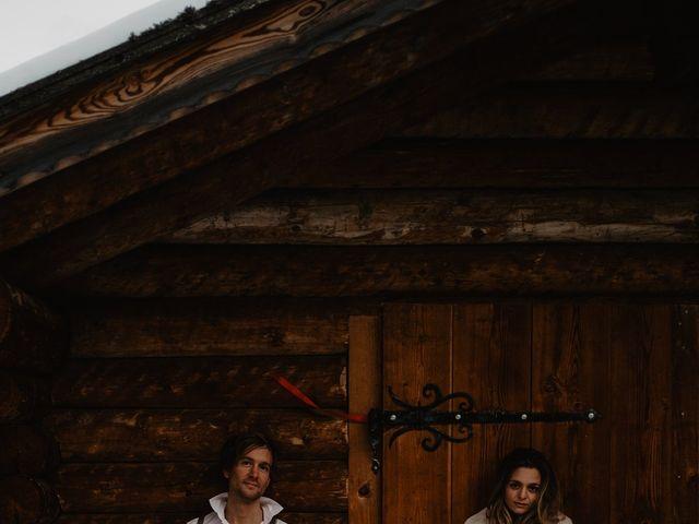 Il matrimonio di Carmen e Ferdinand a Selva di Val Gardena-Wolkenstein in, Bolzano 120