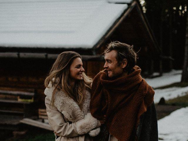 Il matrimonio di Carmen e Ferdinand a Selva di Val Gardena-Wolkenstein in, Bolzano 122