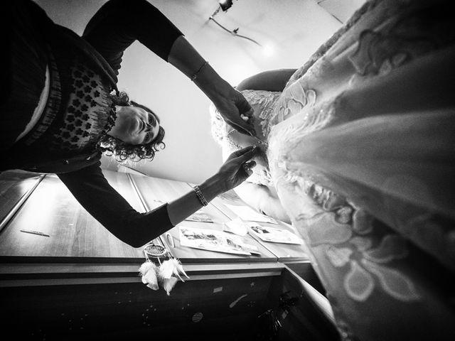 Il matrimonio di Gauthier e Mariachiara a Brescia, Brescia 15