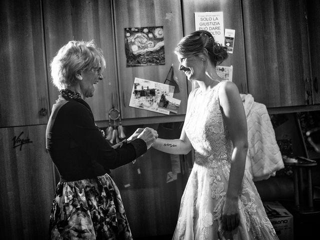 Il matrimonio di Gauthier e Mariachiara a Brescia, Brescia 17