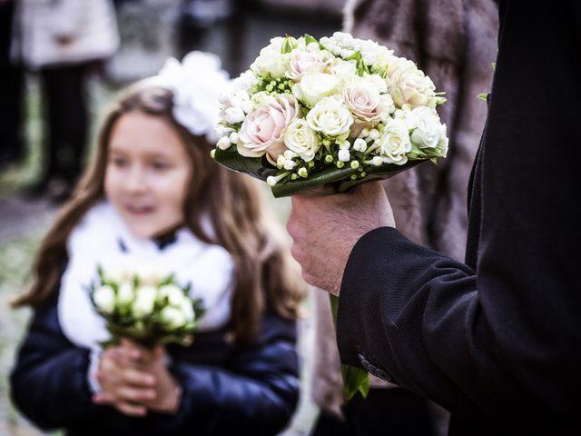 Il matrimonio di Gauthier e Mariachiara a Brescia, Brescia 23