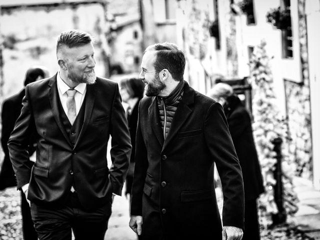 Il matrimonio di Gauthier e Mariachiara a Brescia, Brescia 25