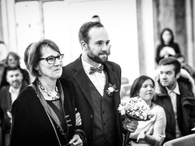 Il matrimonio di Gauthier e Mariachiara a Brescia, Brescia 28
