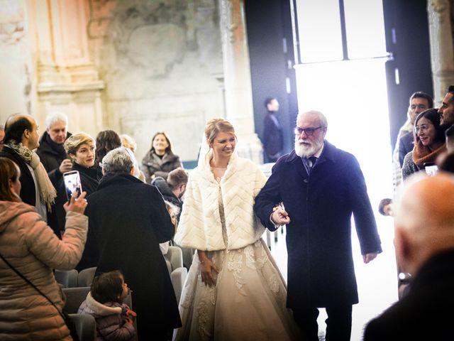 Il matrimonio di Gauthier e Mariachiara a Brescia, Brescia 32