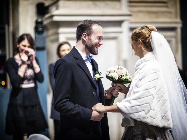 Il matrimonio di Gauthier e Mariachiara a Brescia, Brescia 33