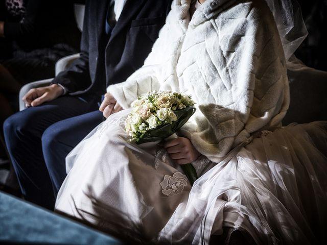 Il matrimonio di Gauthier e Mariachiara a Brescia, Brescia 35