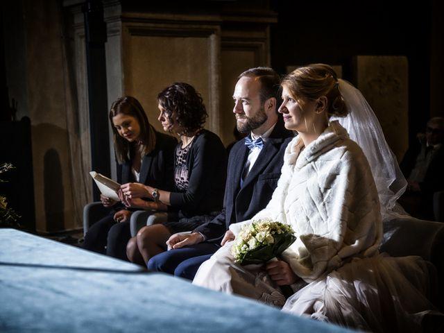 Il matrimonio di Gauthier e Mariachiara a Brescia, Brescia 36