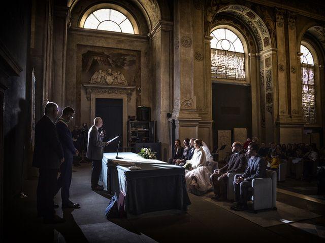 Il matrimonio di Gauthier e Mariachiara a Brescia, Brescia 37
