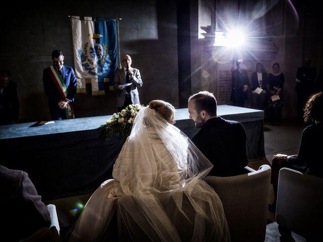 Il matrimonio di Gauthier e Mariachiara a Brescia, Brescia 38