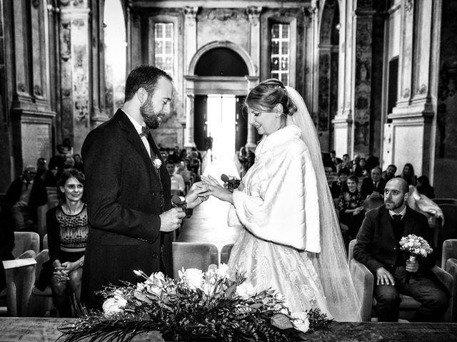 Il matrimonio di Gauthier e Mariachiara a Brescia, Brescia 39