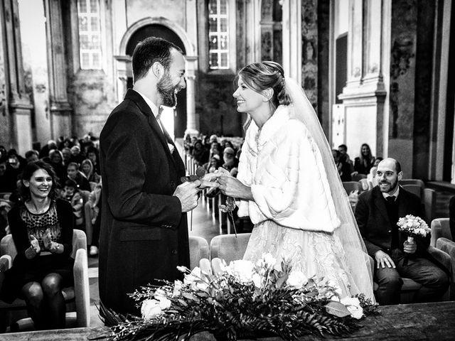 Il matrimonio di Gauthier e Mariachiara a Brescia, Brescia 40