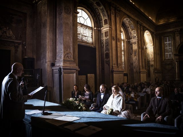 Il matrimonio di Gauthier e Mariachiara a Brescia, Brescia 41
