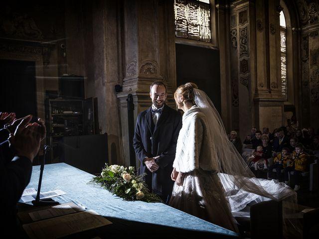 Il matrimonio di Gauthier e Mariachiara a Brescia, Brescia 42