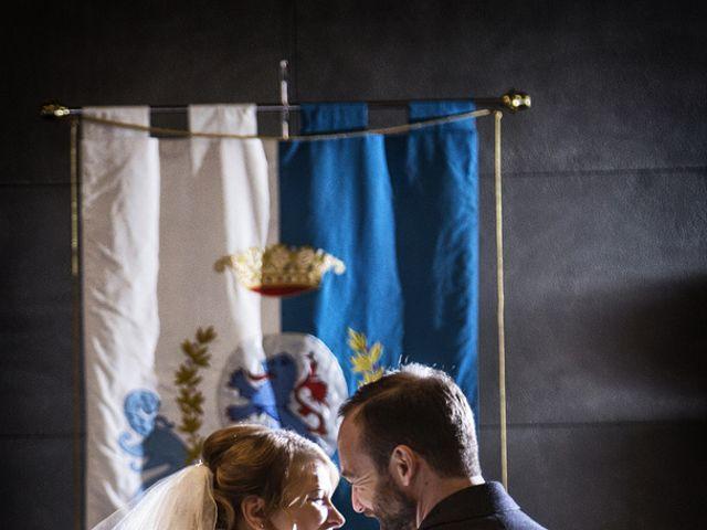 Il matrimonio di Gauthier e Mariachiara a Brescia, Brescia 43