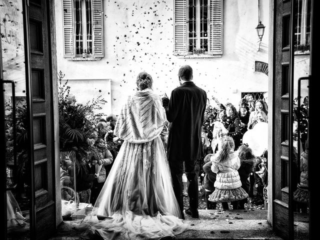 Il matrimonio di Gauthier e Mariachiara a Brescia, Brescia 44