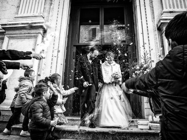 Il matrimonio di Gauthier e Mariachiara a Brescia, Brescia 45