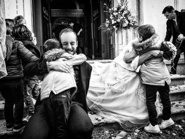 Il matrimonio di Gauthier e Mariachiara a Brescia, Brescia 46