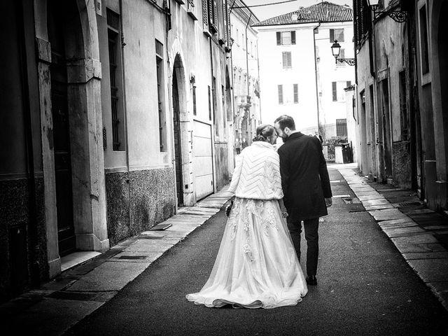 Il matrimonio di Gauthier e Mariachiara a Brescia, Brescia 48