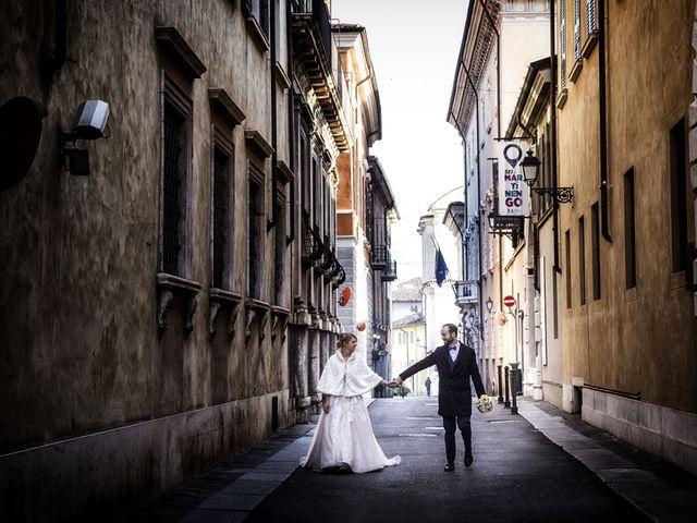 Il matrimonio di Gauthier e Mariachiara a Brescia, Brescia 49