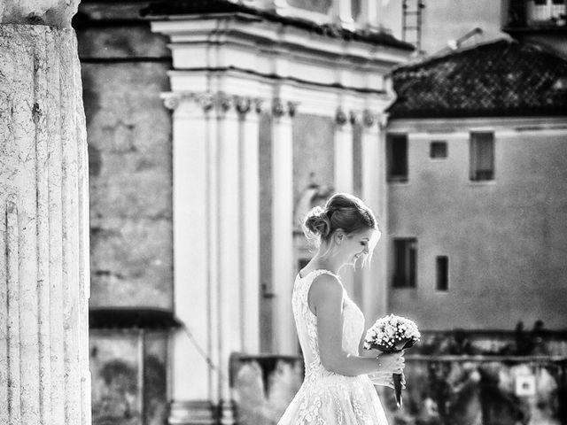 Il matrimonio di Gauthier e Mariachiara a Brescia, Brescia 52
